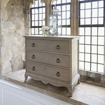 Willis & Gambier Camille 3 Drawer Chest