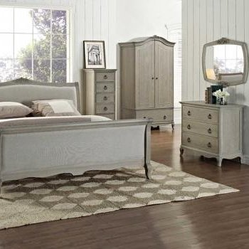 Willis & Gambier Camille Wall Mirror & other Camille bedroom furniture
