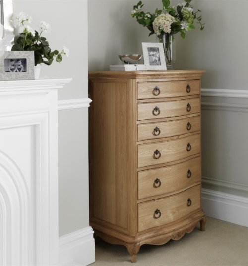 Willis & Gambier Charlotte 6 Drawer Chest