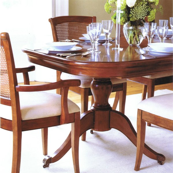 Willis and Gambier Lille Collection - Dining and occasional furniture