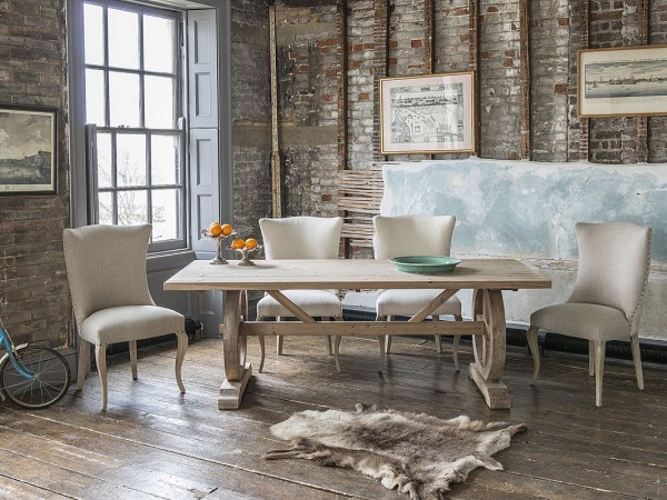 Willis & Gambier Revival Dining Furniture - Dining Tables & Chairs